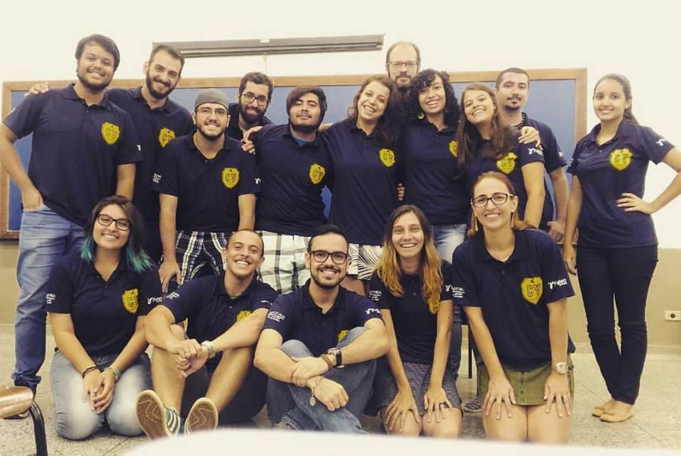 Primeira reunião de professores do Cursinho Vitoriano 2017