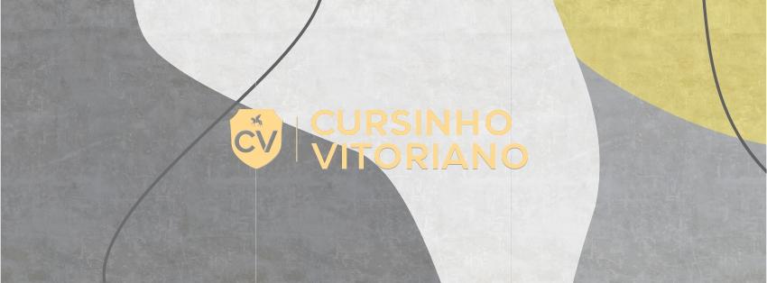 Nova identidade visual do Cursinho Vitoriano